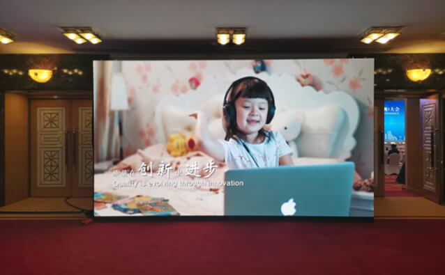 AOTO Displays High-Tech Image in the 3rd China Quality Conference (Shenzhen).